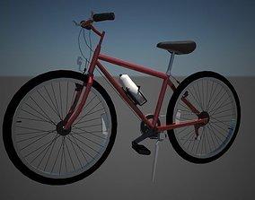 3D asset Bicycle