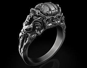 GODS Ring of Endless Biomechanics Ganesh 3D printing 3D 1