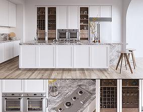LORIGINE Aeterna Kitchen 3D model