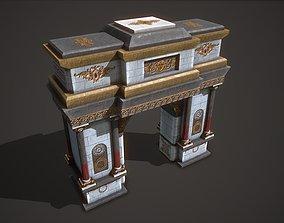 Ancient Arch 3D asset