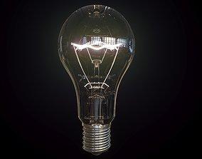 3D E26 Light Bulb