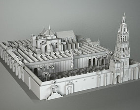 MOSQUE OF CORDOBA 3D model