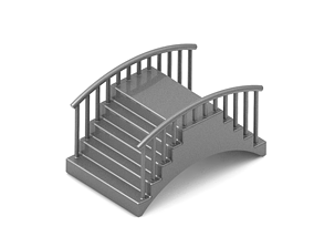 Classic Bridge 3D printable model