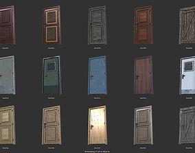 3D model Door Set