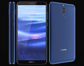 huawei-lite Huawei Mate 10 Lite Blue 3D