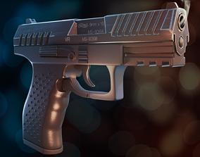 3D asset Walther P99Q
