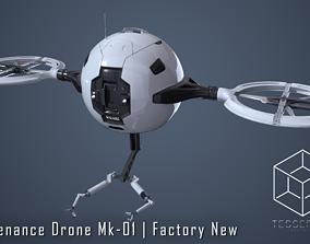 Maintenance Drone Mk1 Factory New 3D model