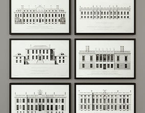 3D model 18th English Townhouse Collection RH poster