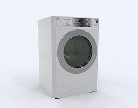 LG Washing Machine 3D model