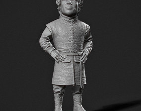 King right hand Peter Dinklage 3D printable model