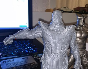3D print model Thanos End Game armored version