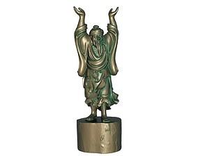 3D print model Taoist