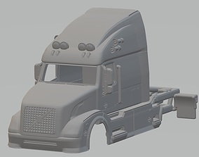 Volvo VN Printable Body Truck