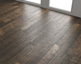 3D Material Wood Floor 002