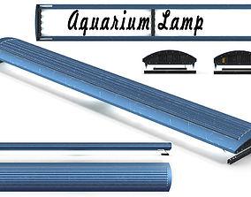 Aquarium Lamp 3D