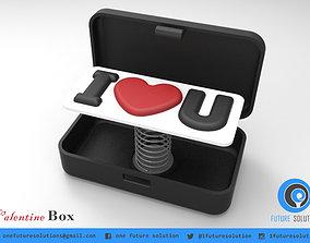 Valentine Box 3D print model