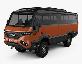 3D Torsus Praetorian Bus 2018