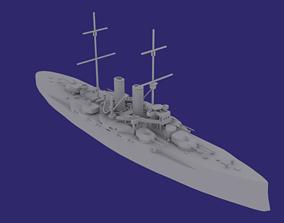 3D print model SMS Radetzky