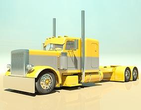 Custom Semi Truck 3D