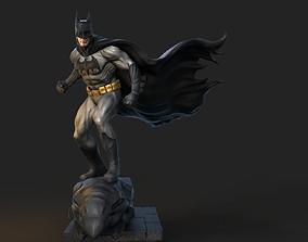 Batman Full Figure Ready For 3D Print
