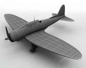 3D model Aichi D3A-1 Aircraft