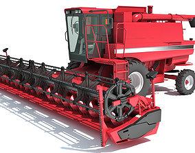forage Harvester 3D Models
