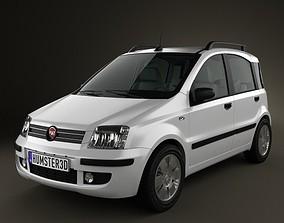 Fiat Panda 3D