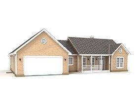 3D Cottage 23