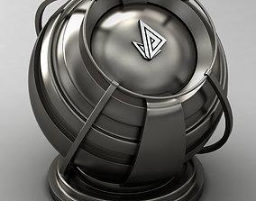 VRAY SHADER---METAL---Neodymium 3D