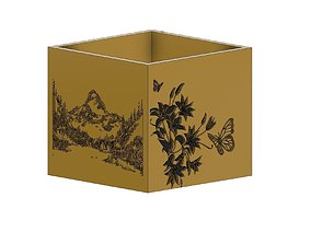 Decorative Box 3D printable model