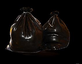 3D asset realtime trashbag PBR