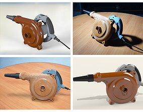 Electric Air Blower 3D printable model