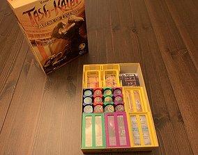 board-games Tash-Kalar Board Game Organizer 3D print model