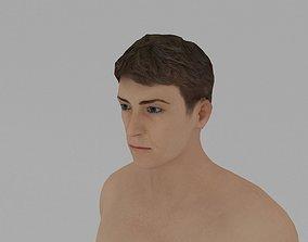 3D model Realistic Male