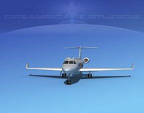 Grumman Gulfstream G-V 3D model
