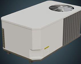 Rooftop AC Unit 3A 3D model