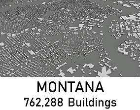 Montana - 762288 3D Buildings realtime