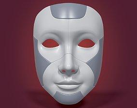 Robot Mask 3D model
