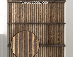 3D asset wooden ceiling 9