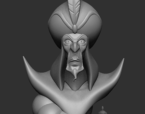 3D print model Jafar from Aladin