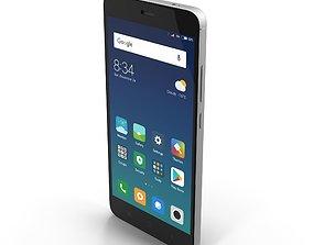 3D model Xiaomi Redmi Note 4