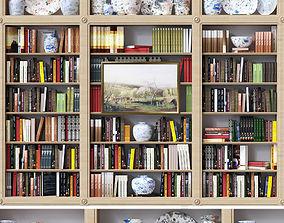 Bookcase 2 3D