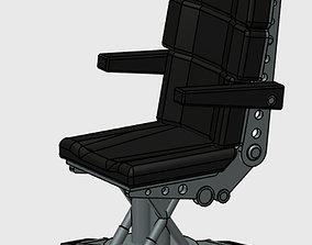 1989 Batman Batcave Chair 3D print model