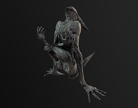 Monster Double 3D model