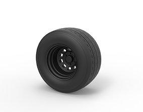 Diecast Sport wheel 7 3D printable model