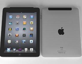 Ipad One Cellular 3D