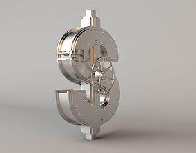 currency unit 3D
