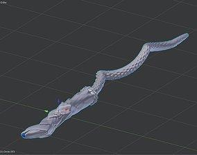 3D printable model Magic wand