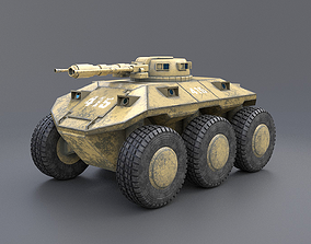3D Tank T-1