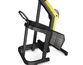 3D Technogym - Plate Loaded - Rear Kick